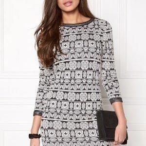 ONLY Olympus L/S Dress Black