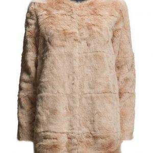 ONLY Onlbanks Fur Coat Otw tekoturkki