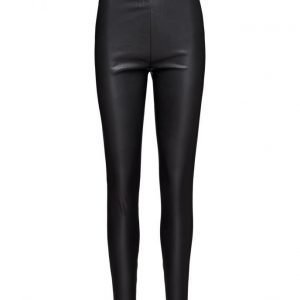 ONLY Onlbest Faux Leather Ancle Leggings Otw