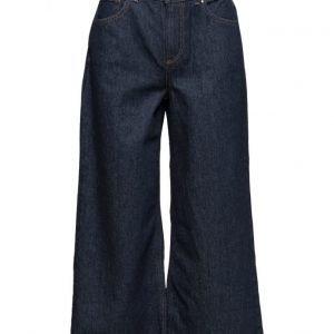 ONLY Onlbianca Hw Culotte Dnm Jeans Rea leveälahkeiset farkut