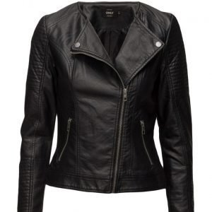 ONLY Onlcarly Faux Leather Jacket Cc Otw nahkatakki