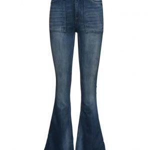 ONLY Onlgigi Hw Fp Retr Flar Jeans Rea12104 leveälahkeiset farkut