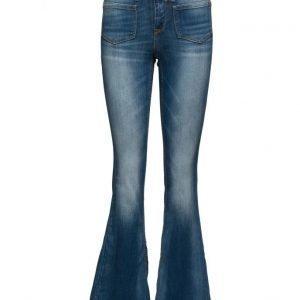 ONLY Onlgigi Reg Fp Retr Flar Jeans Rea22469 leveälahkeiset farkut