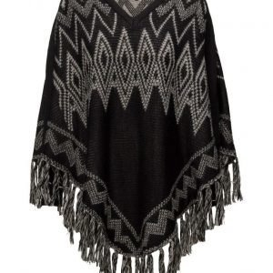 ONLY Onlillinois V-Neck Poncho Knt