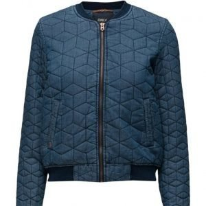 ONLY Onljosephine Quilted Dnm Bomber Gua7575 bomber takki
