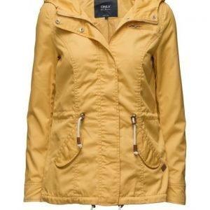 ONLY Onllorca Spring Parka Jacket Cc Otw kevyt takki