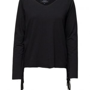 ONLY Onlmadge L/S O-Neck Tassel Swt