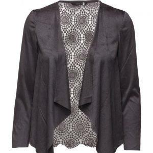 ONLY Onlsound Faux Suede Lace Jacket Otw nahkatakki