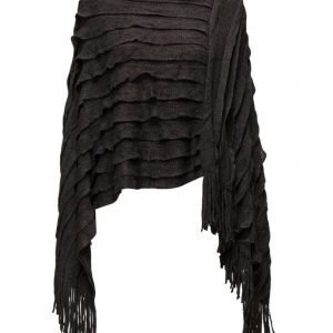 ONLY Onlsulla Knit Frill Poncho Acc