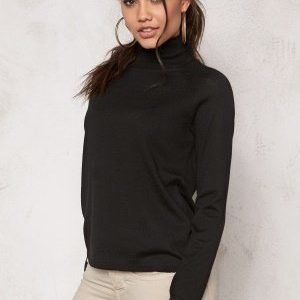 ONLY Passion Win Rollneck Black
