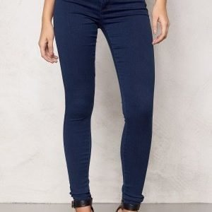 ONLY Royal Soft High Skin Jegg Medium Blue Denim