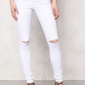 ONLY Royal reg kneecut White