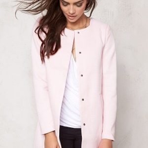 ONLY Sidney Spring Coat Barely Pink