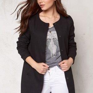 ONLY Sidney Spring Coat Black