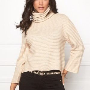 ONLY Texas L/S Rollneck Pumice Stone