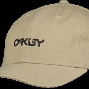 Oakley 6 Panel Washed Cotton Hat Lippis