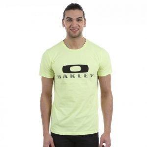 Oakley Griffin Tee 2.0 T-paita Keltainen