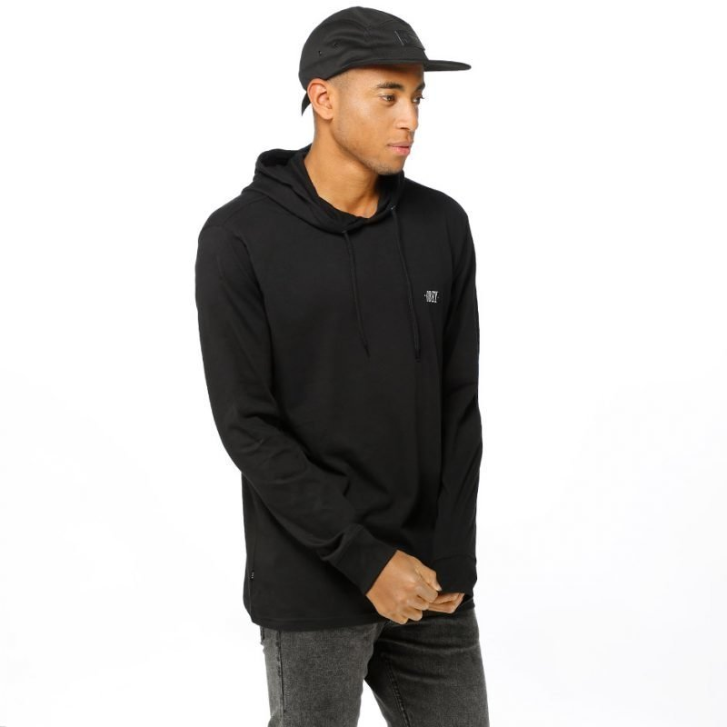 Obey Metier Hooded -longsleeve
