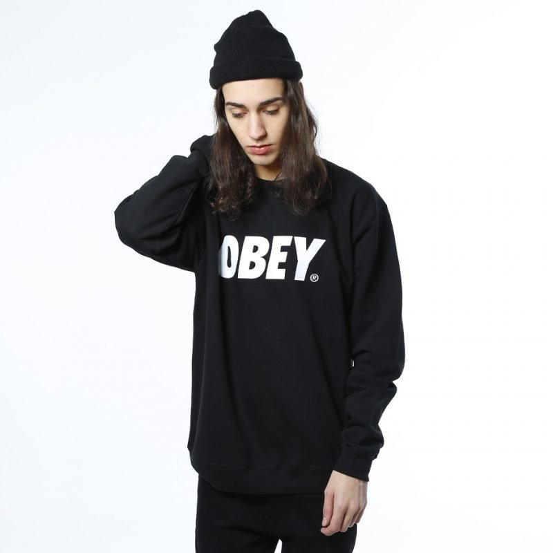 Obey Obey Font -college