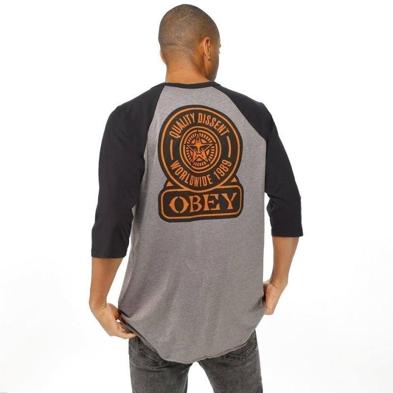 Obey Obey Quality Dissent -paita