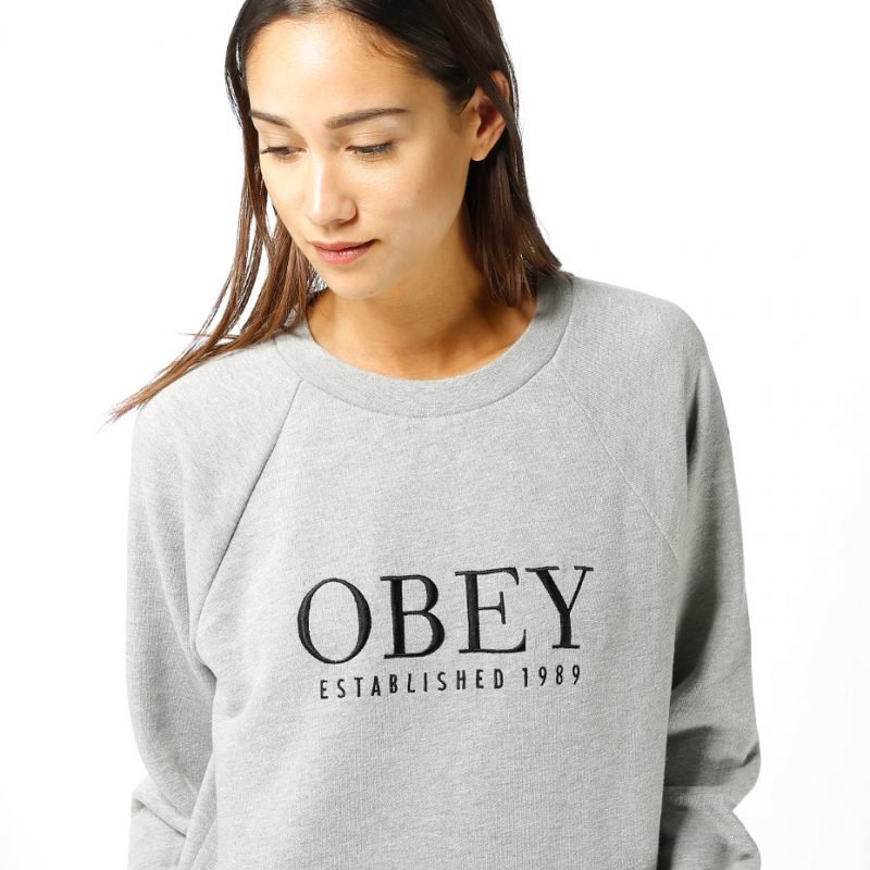 Obey Obey Vanity -college