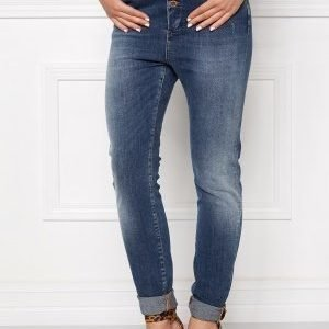 Object Ally Antifit 467 Jeans Dark Blue Denim