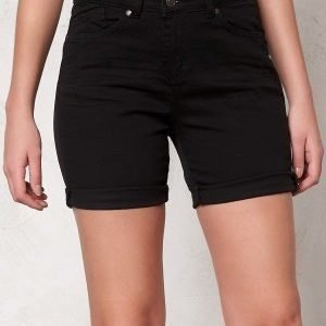 Object Ally Canvas Shorts Black