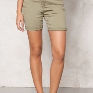 Object Ally Canvas Shorts Dried Herb
