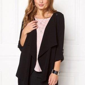 Object Annlee L/S Blazer Black