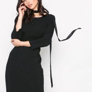 Object Collectors Item Objabella 3 / 4 Dress A Wi Skater Mekko Musta