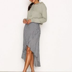 Object Collectors Item Objabril Mw Skirt A Pa Midihame Musta