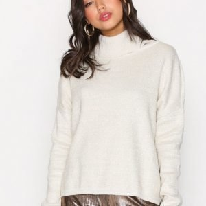 Object Collectors Item Objgianna Silli L / S Knit Pullover A Poolopusero Offwhite