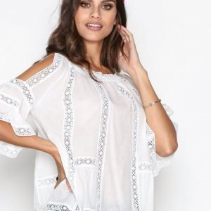 Object Collectors Item Objrio 3 / 4 Cold Shoulder Top A So Tunika Offwhite