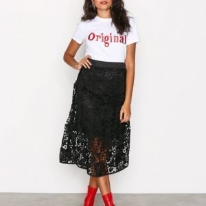 Object Collectors Item Objtiffani Skirt 94 Midihame Musta