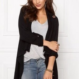 Object Deanna Knit Cardigan Black