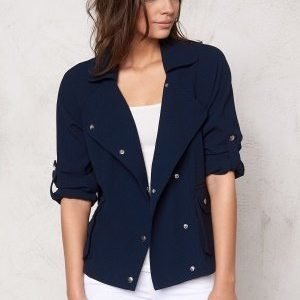 Object Emma Short Blazer Sky Captain