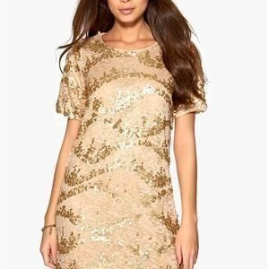 Object Hury New Dress Antique Gold