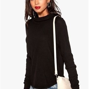 Object Ilse Knit Pullover Black