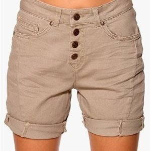 Object Linda Canvas Shorts Oxford Tan