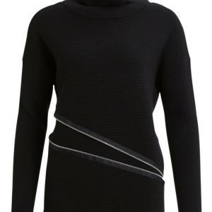 Object Nadine Ls Zip Pullover Pooloneule