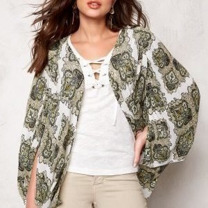 Object Nevada 3/4 Cardigan Dried Herb