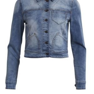 Object Objalizia Denim Jacket Farkkutakki