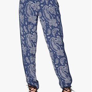 Object Pay pants Crown Blue
