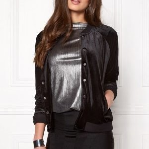 Object Piva Bomber Jacket Black