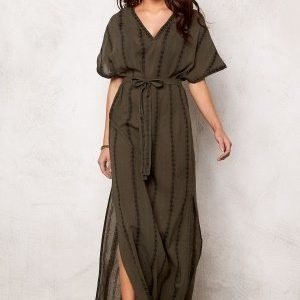 Object Tennessee Maxi Dress Forest Night