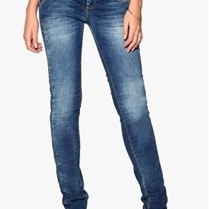Object UP-C Slim Jeans OBL376 Medium Blue Denim