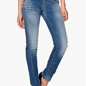 Object Up-c slim jeans Medium Blue Denim