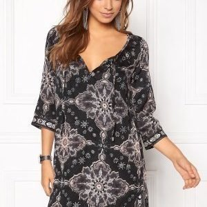 Odd Molly Afternoon Delight Dress Almost Black