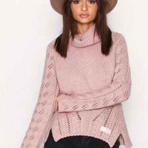 ... Odd Molly Ballroom Sweater Neulepusero Pink 12332cb93f