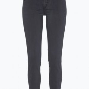 Odd Molly Blueblack Cropped Farkut Slim Fit